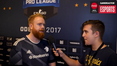 ESL Pro League Finals - Ruggah Interview