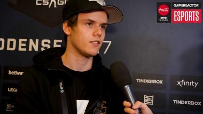ESL Pro League Finals - Rez Interview