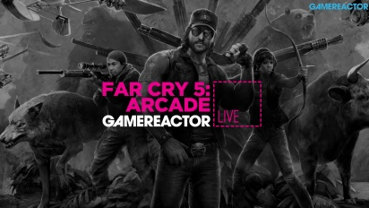Livestream Replay - Far Cry 5: Arcade