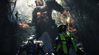 Anthem - Official Cinematic Trailer EA Play 2018