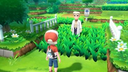 Pokémon: Let's Go Pikachu!/Let's Go Eevee! - Vídeo Review
