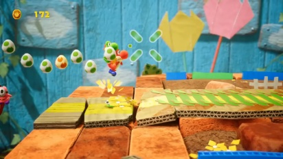 Yoshi's Crafted World - Anuncio de TV Japonés