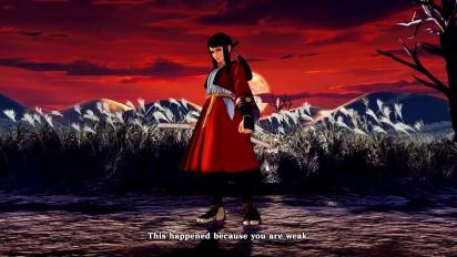 Samurai Shodown - Hibiki Takane Character Trailer