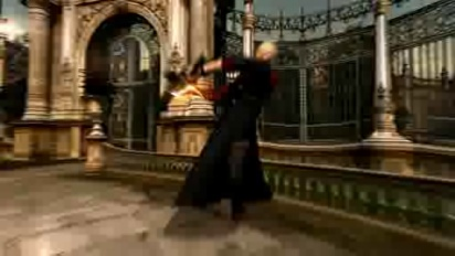 Devil May Cry 4 gameplay