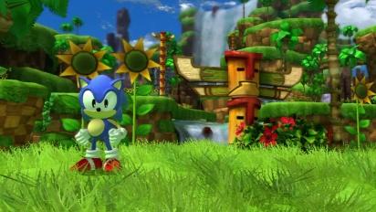 Sonic Generations - tráiler de presentación español