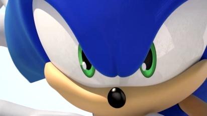 Sonic Generations - Trailer