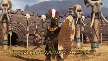 Civilization V: Cambia el mundo - tráiler español Política e Ideologías