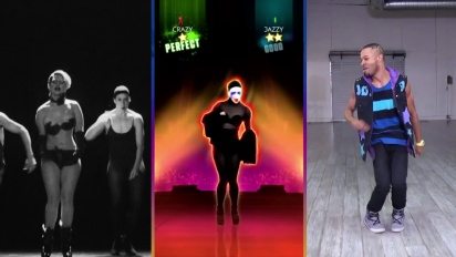 Just Dance 2014 - Lady Gaga's Choreographer talks about Applause
