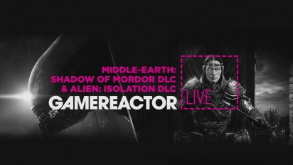 Sombras de Mordor & Alien Isolation - Repetición del Livestream