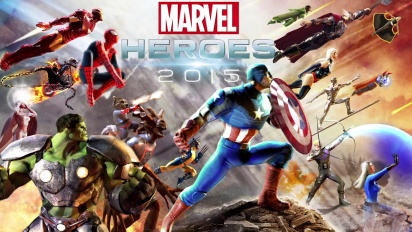 Marvel Heroes - Age of Ultron Content Update