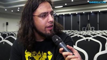 Vlambeer - Entrevista a Rami Ismail en Gamelab 2015