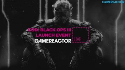 Call of Duty: Black Ops 3 - Evento VIP de lanzamiento - Repetición del livestream parte 1