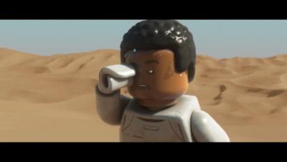 Lego Star Wars: El Despertar de la Fuerza - Primer tráiler español