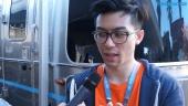 Stifled - Entrevista a Justin Ng