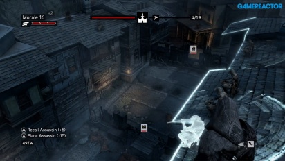 Assassin's Creed: The Ezio Collection - Gameplay de AC: Revelations