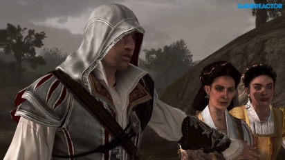 Assassin's Creed: The Ezio Collection - Gameplay de Assassin's Creed II