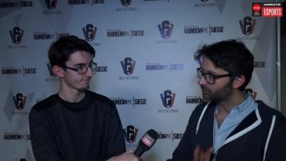 6 Invitational - Entrevista a Alexandre Remy