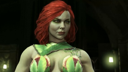 Injustice 2 - Introducing Poison Ivy