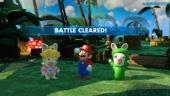 Mario + Rabbids Kingdom Battle - Gameplay del E3 17