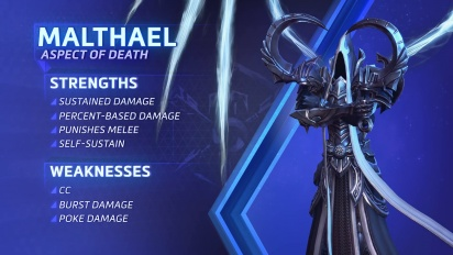 Heroes of the Storm - Introduction of Malthael