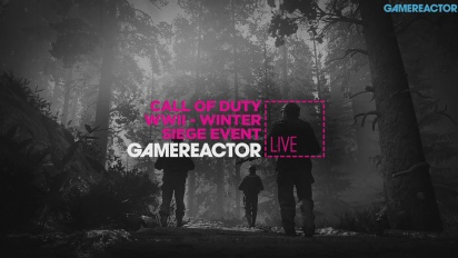 Call of Duty: WWII - Winter Siege Event Livestream Replay
