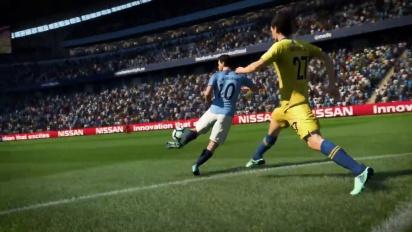 FIFA 19 - Tráiler del Sistema de Toque Activo