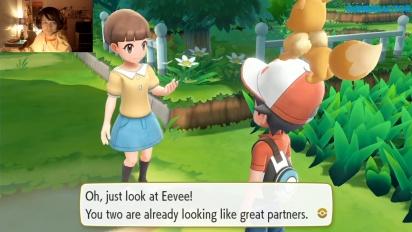 Pokémon: Let's Go Eevee! - Replay del Livestream
