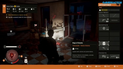 State of Decay 2 - Gameplay de Núcleo de Infestación en Xbox One X