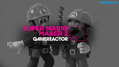 Super Mario Maker 2 - Replay del Livestream