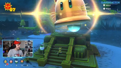 Super Mario 3D World + Bowser's Fury - Primera media hora contra Bowser