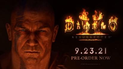 Diablo II: Resurrected - Barbarian Class Trailer