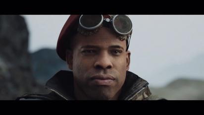 Call of Duty: Vanguard - Arthur Kingsley Intro