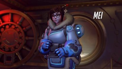 Overwatch - How to Play Mei