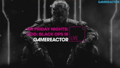 Call of Duty: Black Ops 3 - GR Friday Nights 06/11/15 - Replay del Livestream