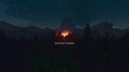 Firewatch - The June Fire Trailer