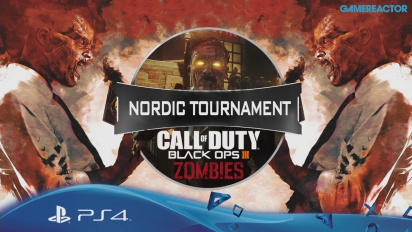 Call of Duty: Black Ops 3 - Final Zombies Nordic & Awakening DLC Replay I