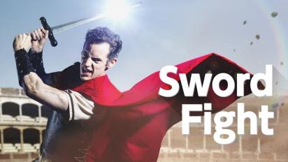 1-2-Switch - Sword Fighting