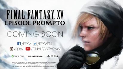 Final Fantasy XV: Episode Prompto - Guest Composer Trailer