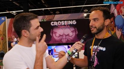 Crossing Souls - Entrevista a Juan Diego Vázquez