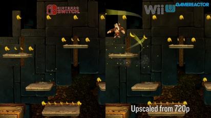 Donkey Kong Country: Tropical Freeze - Comparativa Nintendo Switch vs Wii U II