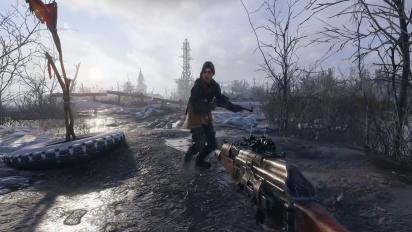 Metro Exodus - E3 2018 Gameplay Trailer