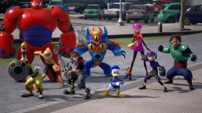 Kingdom Hearts III - Together Trailer