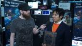 CES19: Technologia School of Magic - Entrevista a Satoshi Miyagawa