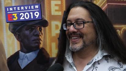 Empire of Sin - Entrevista a Alfonso John Romero