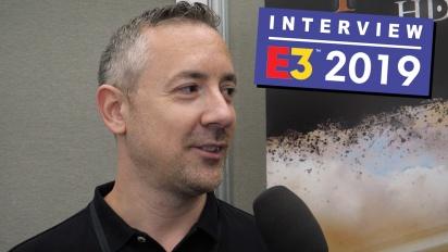 Praetorians HD Remaster - Entrevista a Marco Pacifico