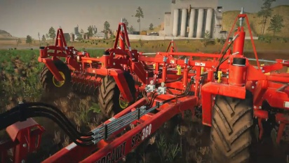 Farming Simulator 19: Bourgault - Launch-Trailer