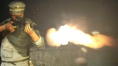 Zombie Army 4: Dead War - Terror Lab DLC Trailer