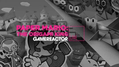 Paper Mario: The Origami King - Replay del Livestream de Lanzamiento