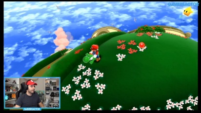 Super Mario Galaxy 2 - Replay del livestream 35 Aniversario