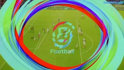 eFootball PES 2021 - El póker de goles de Inzaghi con la camiseta del Barça que nunca ocurrió